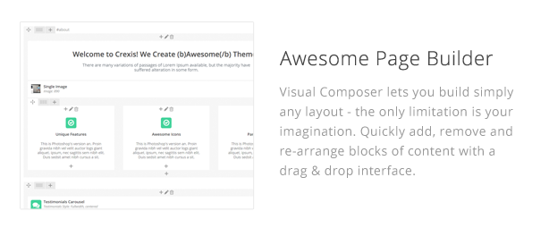 Crexis - Responsive Multi-Purpose WordPress Theme - 6